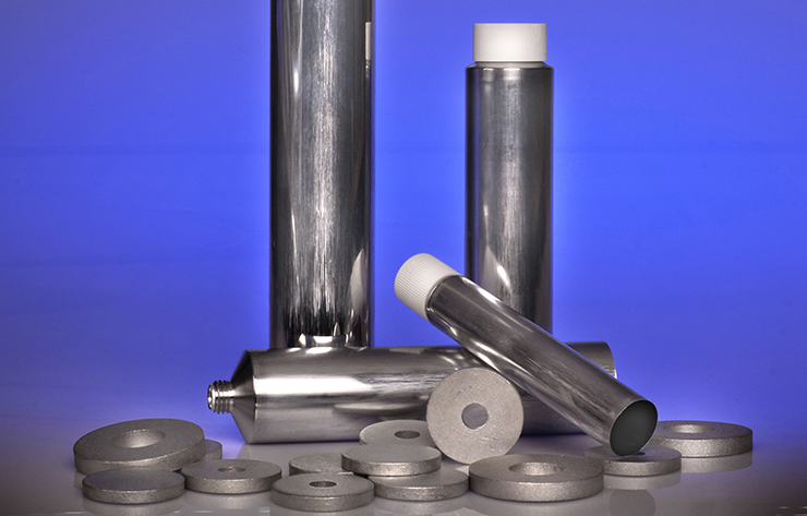 German aluminium tube and aerosol can industry remains resilient