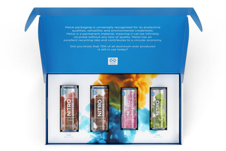 Ardagh-Doehler Innovation Box presents Nitro Can concepts