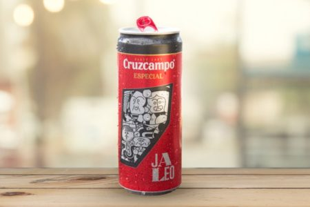 Crown helps Cruzcampo launch summer campaign