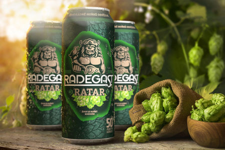 Canpack supports Czech bitter beer brand story
