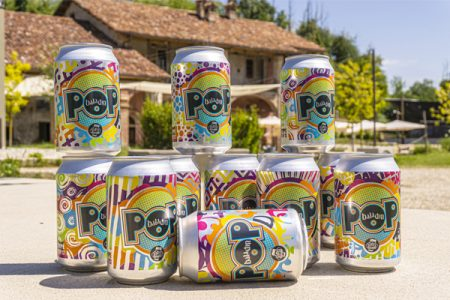 Crown Accents add colour to craft beer cans