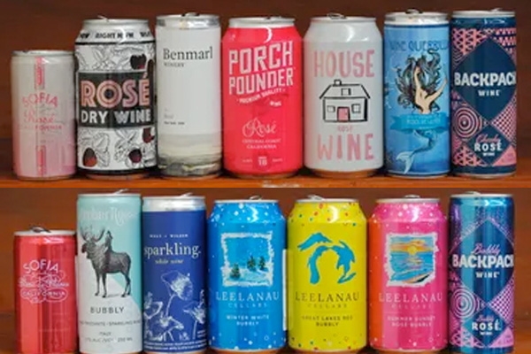 First International Canned Wine Awards held