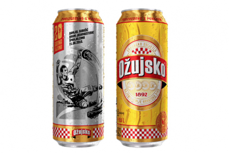 Ball and Ožujsko develop lager cans for the World Cup