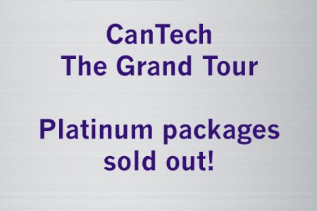CanTech The Grand Tour Platinum packages sold out