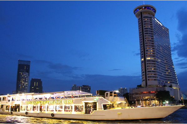 The Grand Chaophraya Cruise announced for Asia CanTech