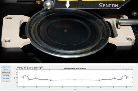 Sencon upgrade end gauges at no cost to customer